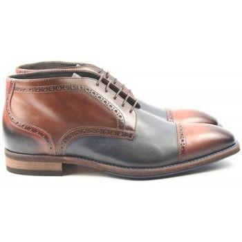 Chaussures De Golf En Cuir Broguedetails Patron 5bIU2Zd2D