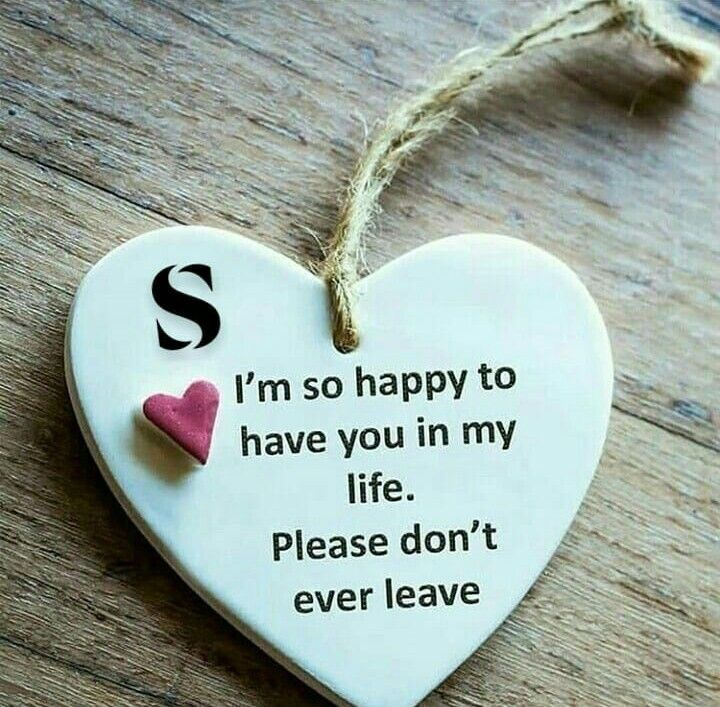 Pin By Mannat Virmani On S Love Images With Name S Letter Images Love Wallpapers Romantic