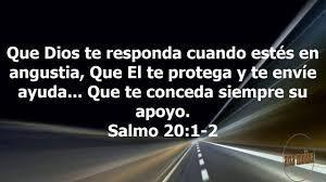 Salmos 20: 1-2