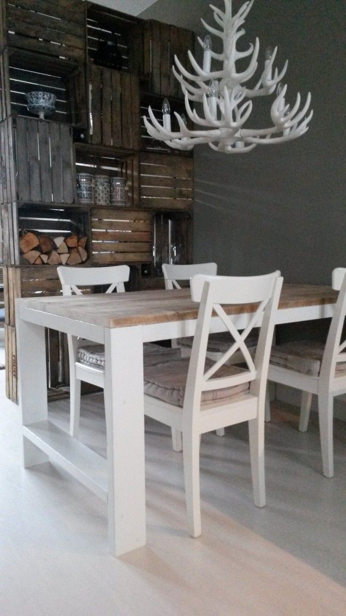 landelijke sidetable marktplaats : 55 Best Idee N Voor Het Huis Images On Pinterest Diner Table
