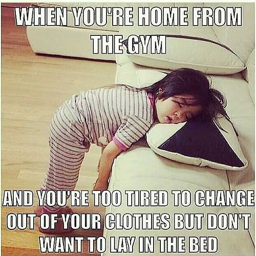 We've all been there at least once. Or twice. #gymhumor #memes