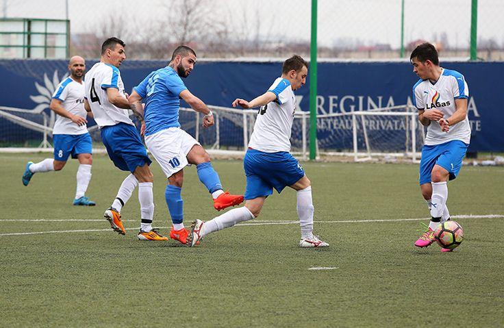 După înfrângerea din Cupă, Progresul promitea un alt deznodământ pentru meciul din campionat cu Termo. Cu contribuția lui Mustafa Sidek