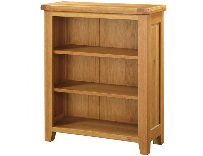 Acorn Solid Oak Bookcase Small