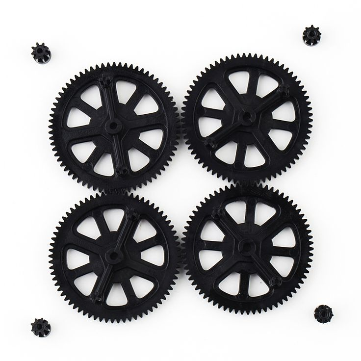 2.47$  Buy now - http://alin2g.shopchina.info/go.php?t=32797460194 - New Motor Pinion Gear Gears&Shaft Replacement for Parrot AR Drone 1.0 2.0  #aliexpresschina