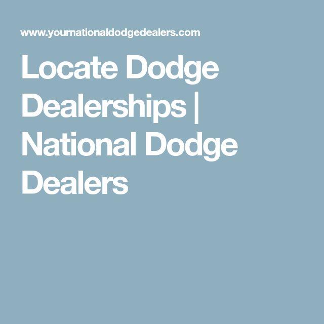 Best 25+ Dodge Dealership Ideas On Pinterest