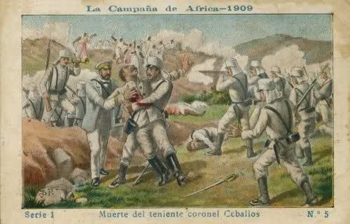 Muerte del teniente coronel Ceballos