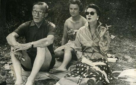 Suzanne Farrington, Vivien Leigh's daughter - obituary - Telegraph