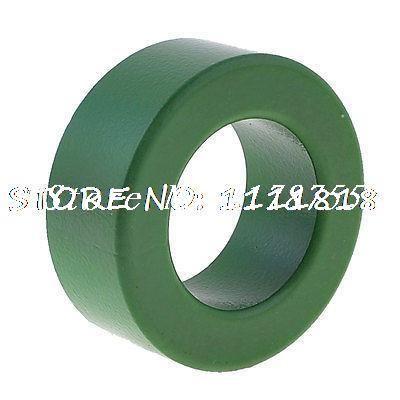$13.39 (Buy here: https://alitems.com/g/1e8d114494ebda23ff8b16525dc3e8/?i=5&ulp=https%3A%2F%2Fwww.aliexpress.com%2Fitem%2FGreen-Iron-Toroidal-Transformer-Magnetic-Core-63mmx37mmx25mm%2F1994303916.html ) Green Iron Toroidal Transformer Magnetic Core 63mmx37mmx25mm for just $13.39