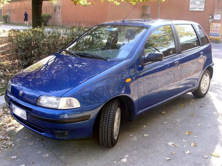 Fiat Punto 1100 Fire