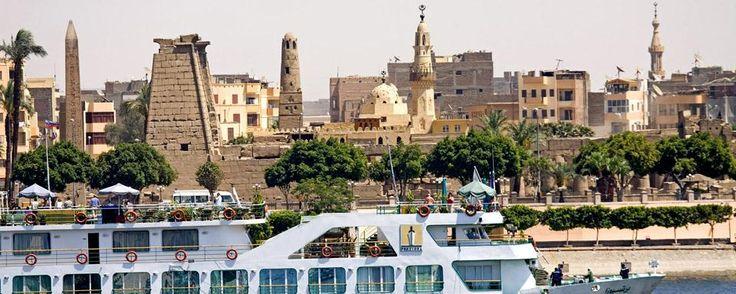 La fertile vallée du Nil est le berceau de la civilisation et de Croisière Sur Le Nil ouvre la possibilité de vivre de nombreuses couches de l'histoire humaine.