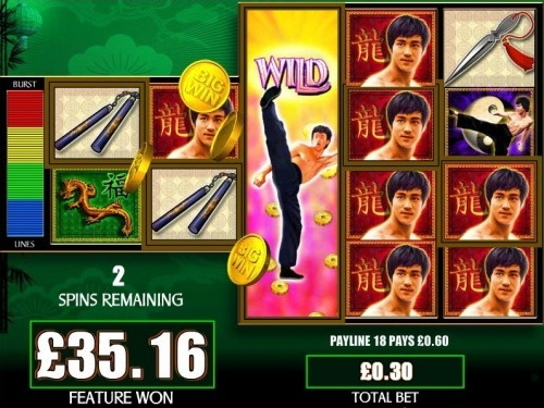 Bruce Lee online slot. Played at Jackpot party. Read full review and try this amazing slot at Jackpot party: http://bigwinpictures.com/jackpot-party.html