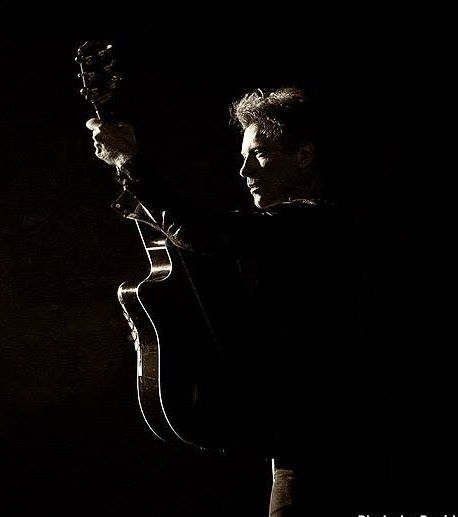 Jon Bon Jovi at the MGM Grand Garden Arena on October 12th 2013 - Photo by David Bergman