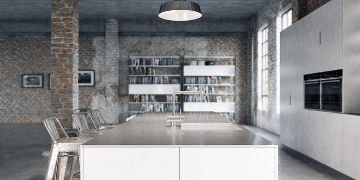 raumgleiter » Boffi Küchen