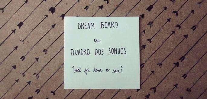 Juliana Garcia » Como fazer seu dream board ou o quadro dos sonhos