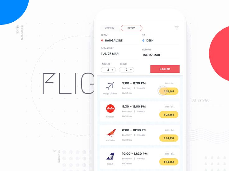 My flight - Live Interactive map by Johny vino™