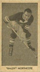 1933-34 V129 Baldy Northcott Rookie Card – Birth of the UER