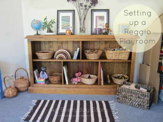 Reggio Emilia Classrooms Setup | let the children play: Be Reggio-Inspired: Top 5 Reggio Inspired Blogs