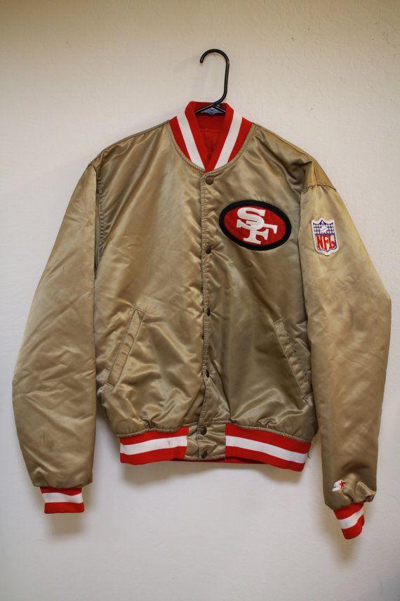 Vintage 1980's San Francisco 49ers Starter Jacket