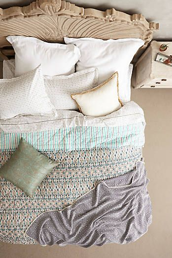 Quilts & Coverlets - Bedding   Anthropologie Home