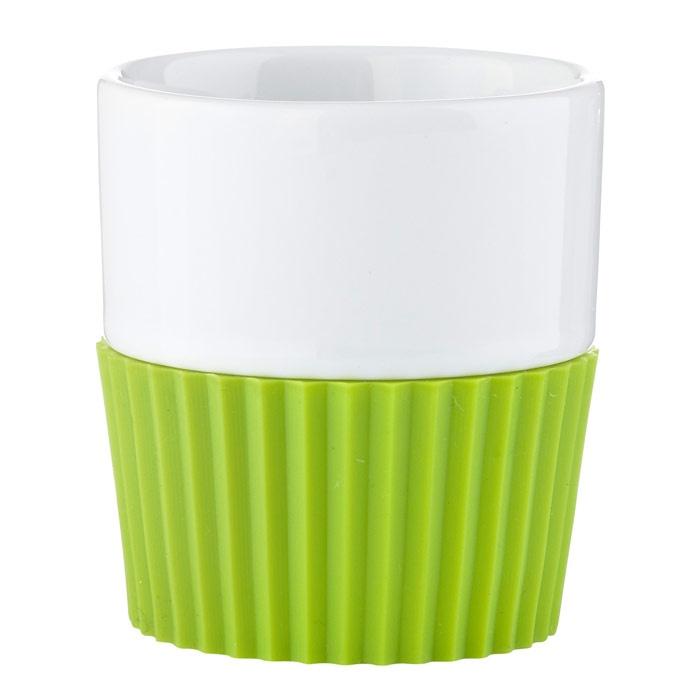 TAZZINA PER CAFFE' - Verde lime