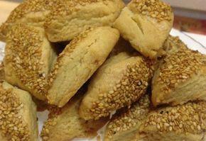 Mahlepli kurabiye tarifi