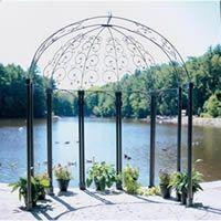 "Euphony Pavilion, 110"" for backyard"