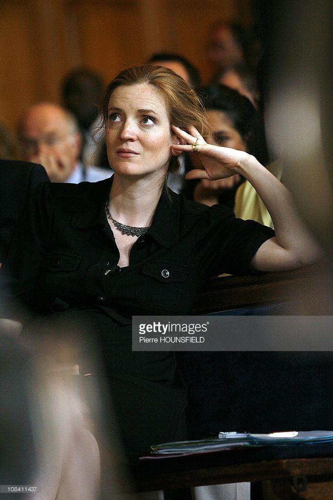 Photo d'actualité : Nathalie Kosciusko-Morizet, Junior Minister for...