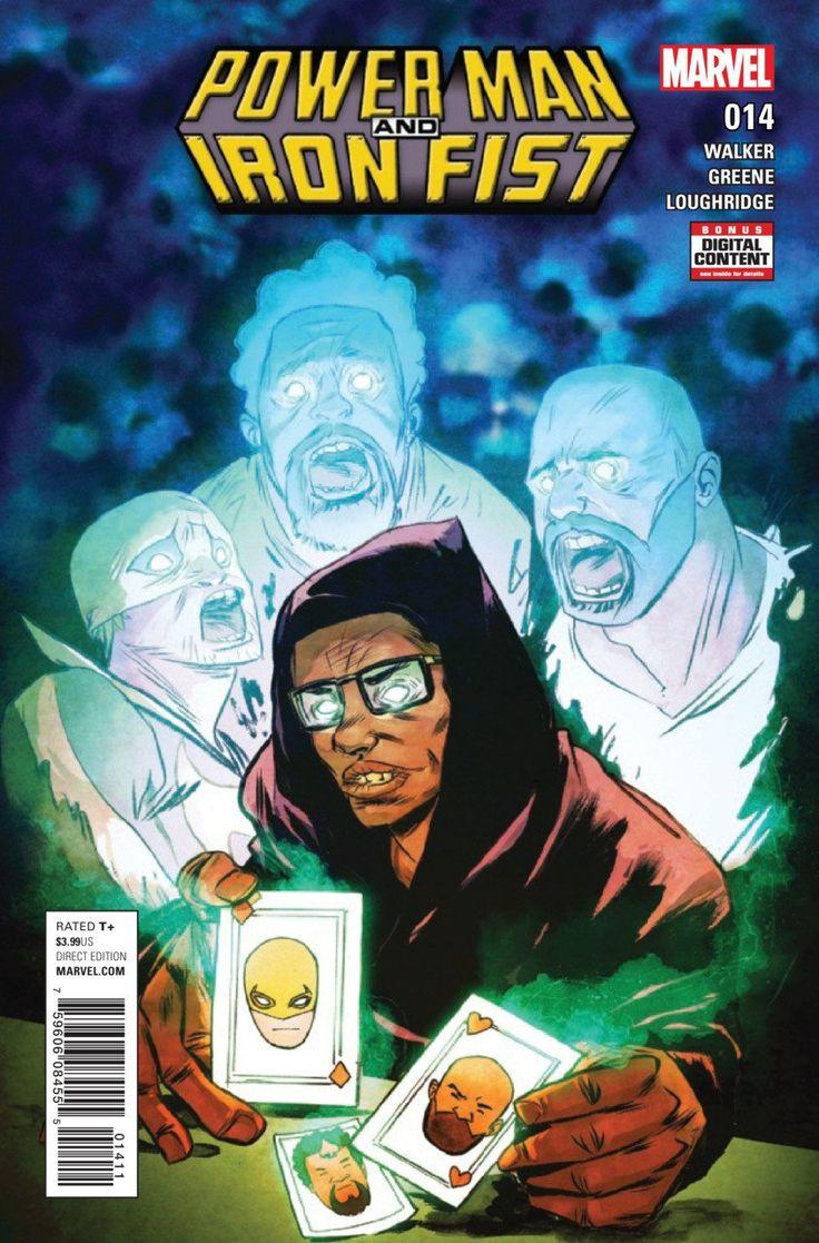 Marvel - Power Man and Iron Fist (2016) #14