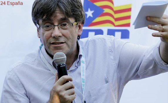Los independentistas registran la ley del referéndum mientras el Constitucional estudia la reforma