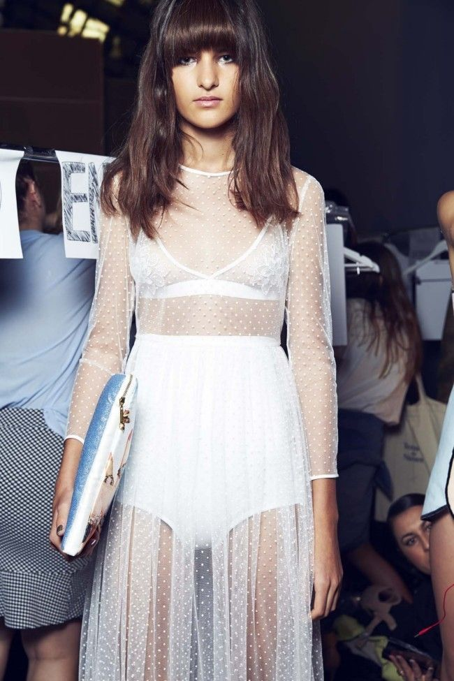 #MBFWA Alice McCall Ready-To-Wear S/S 2014/15 - Vogue Australia