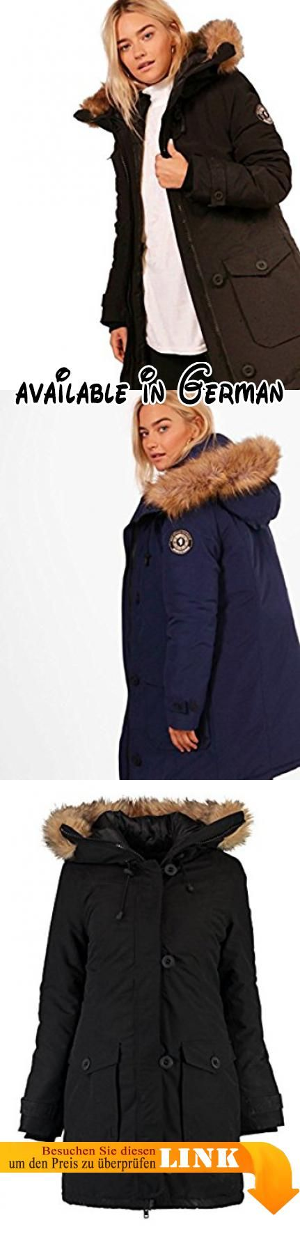 B076DM25FJ : Schwarz Damen Leah Dick Gefütterte Jacke - 10. Raus mit dir - in den angesagtesten Mänteln und Jacken der SaisonBring Leben in dein Outfit für die kälteren Tage mit den neuesten Mänteln und Jacken von. Pufferjacken liegen groß im Rennnen sportliche Bomberjacken sorgen für Style und Plastikregenmäntel halten dich bei Wind und Wetter trocken. Die luxuriösere Variante: Kunstpelzmäntel in Pastellfarben und lang geschnittene Duster-Coats für einen androgynen
