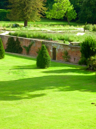 secret walled garden