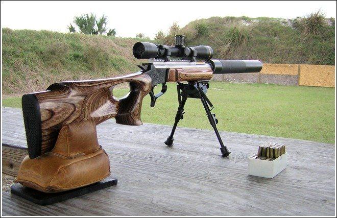 Custom Rifle Beautiful Wood Stock Boyd S Gunstock