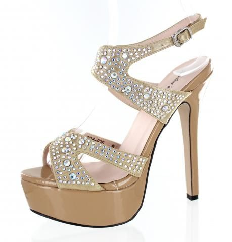 Nude Pageant Shoes 39