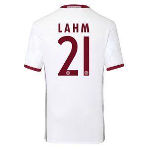 16-17 FC Bayern Munich Third Cheap LAHM #21 Replica Jersey [G308]