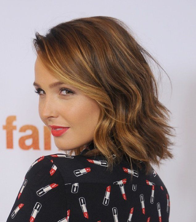 Camilla Luddington photos, including production stills, premiere photos and other event photos, publicity photos, behind-the-scenes, and more.