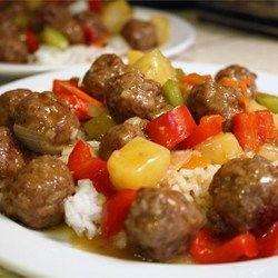 Lana's Sweet and Sour Meatballs - Allrecipes.com