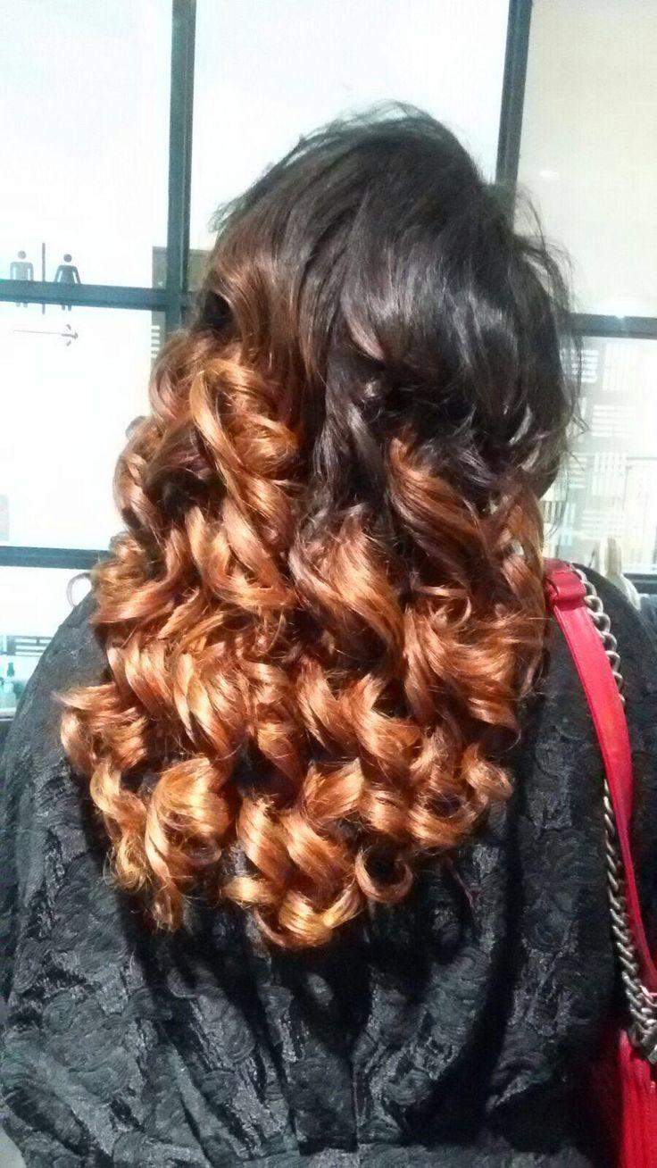 Stunning hair by Sandra at Midori