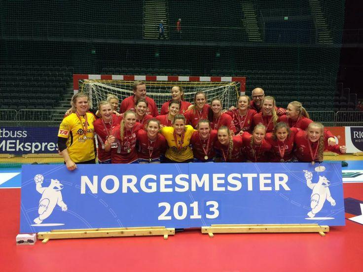 Gjerpen vant NM-gull! - Sport - Varden
