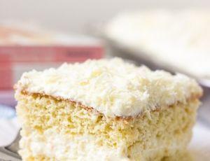 Torta de leite ninho • Cozinha Legal