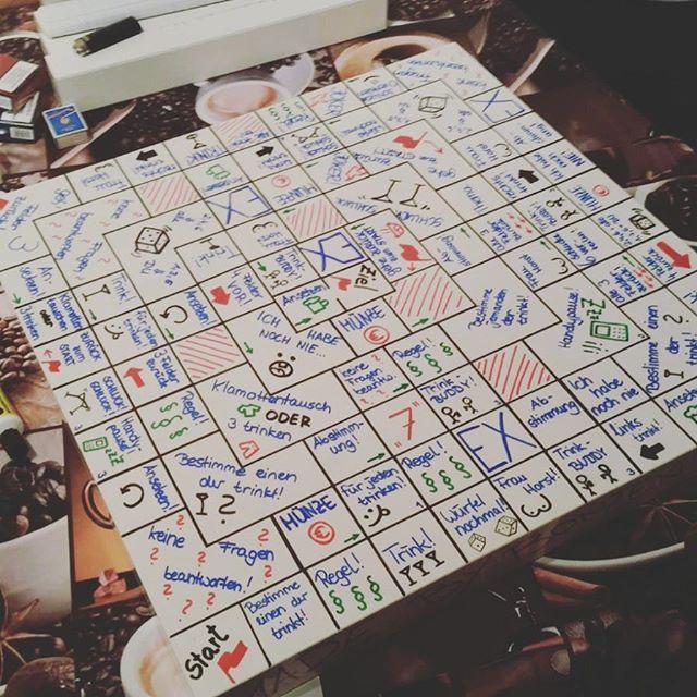Brettspiel Trinkspiel