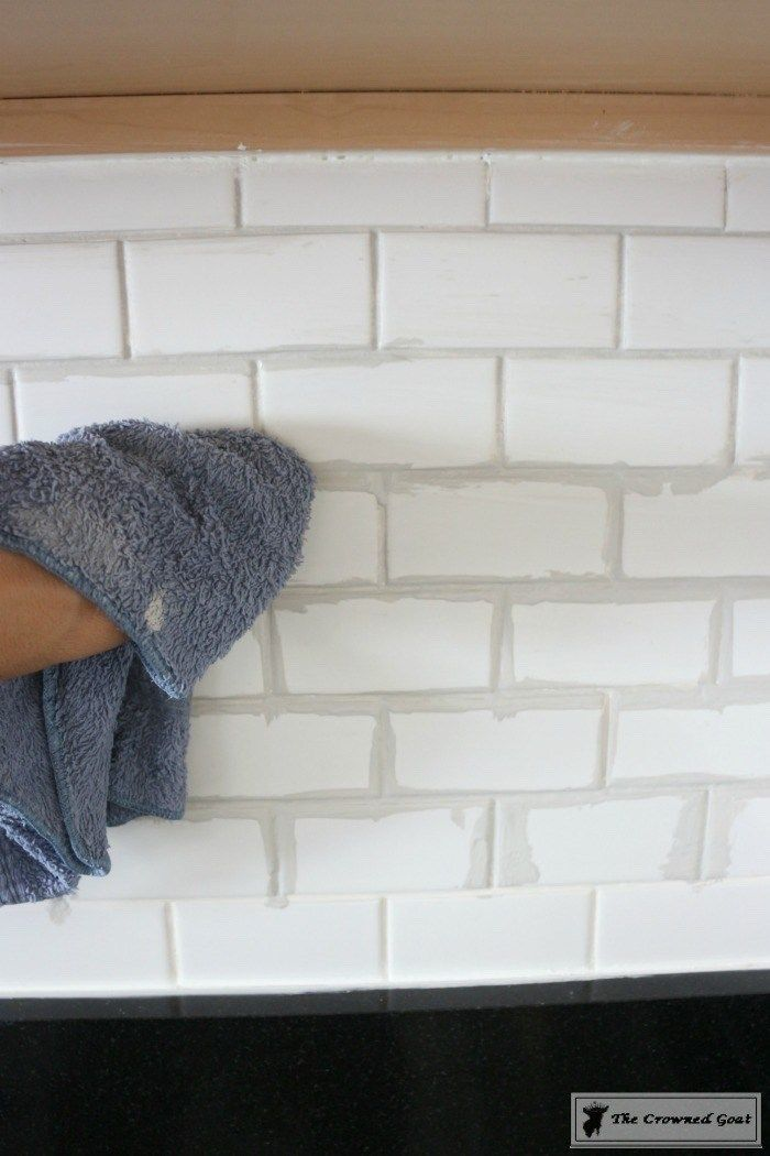 How To Easily Change The Color Of Existing Grout Tile Grout