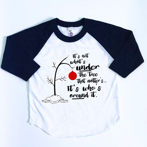 charlie brown christmas shirtchristmas by minasestilos on etsy