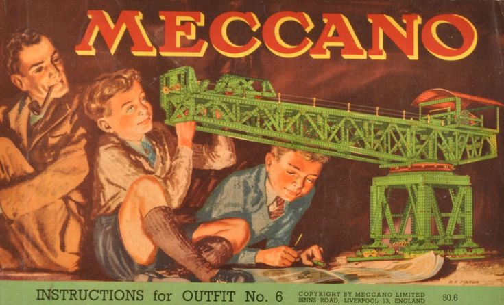 We Love Meccano. It promotes knowledge of engineering and mechanical design through hands-on creativity, problem solving, and invention.
