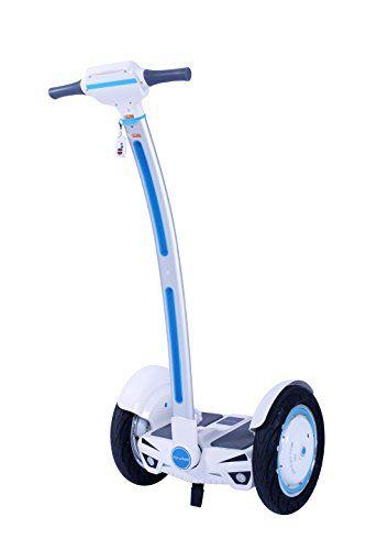 Run & Roll EASY GO  Monociclo segway color Blanco