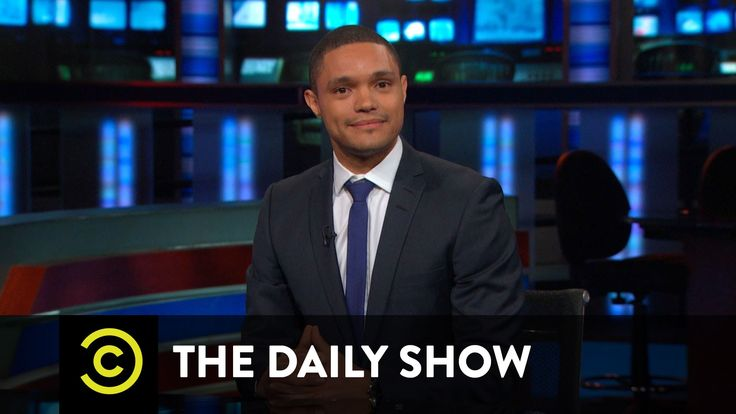 Trevor Noah Ribs the Correspondents in New 'Daily Show' Promo — The Movie Seasons