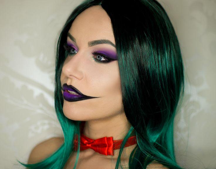 Girl Joker Makeup Tutorial Saubhaya Makeup