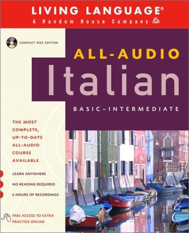 cool All-Audio Italian: Basic-Intermediate, Compact Disc Edition (Italian Edition)  Speak Italian Fluently with the Most Complete, Up-to-date All-Audio Course AvailableLEARN ITALIAN ON THE GO–LEARN ANYWHEREIf you have trouble findin... http://imazon.appmyxer.com/music/all-audio-italian-basic-intermediate-compact-disc-edition-italian-edition/