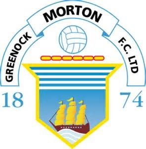 "Greenock Morton FC. Greenock, Scotland, Growing up, this club was referred to as just ""Morton"". It took me ages to find them on a map (I'm dating myself, right?)"