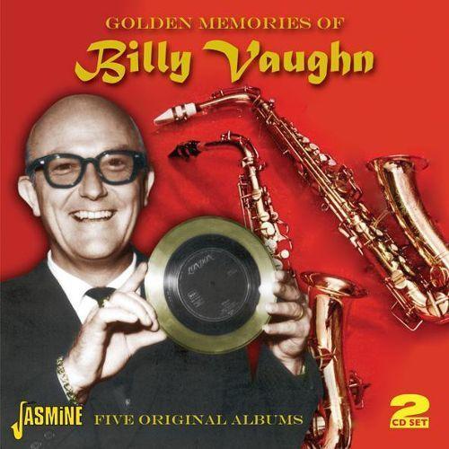 Golden Memories of… Billy Vaughn: Five Original Albums [CD]